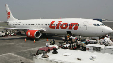 Questions have been raised about the Lion Air plane's technical problems.