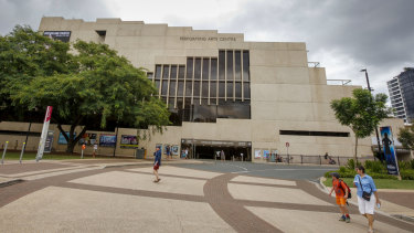 The Queensland Performing Arts Centre is 'bursting at the seams' according to the Premier.