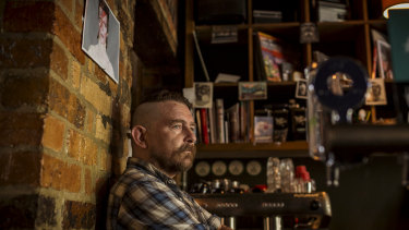 Fitzroy bar owner Paul Thompson challenged estimated gas bills of more than $8000 a quarter.