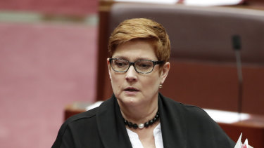 Minister for Women Marise Payne has been asked to set up a real-time count of women killed by violence.