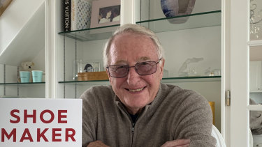 Joe Foster has written Shoemaker about how he co-founded sports brand Reebok with his brother.
