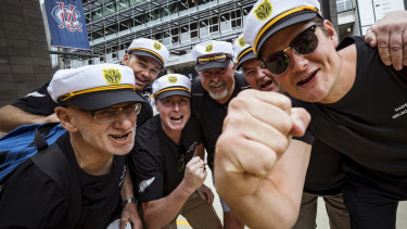 New Zealand fans were out in force on Boxing Day, snapping up some 16,000 tickets to the Test.