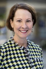 Marise McConaghy, Principal Strathcona Girls Grammar in Melbourne.