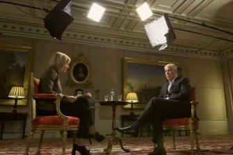 Prince Andrew vowed to co-operate with investigations during his infamous Newsnight interview with Emily Maitlis but hasn't yet done so.