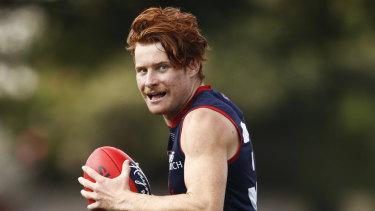 Oskar Baker is set to make his debut for Melbourne.