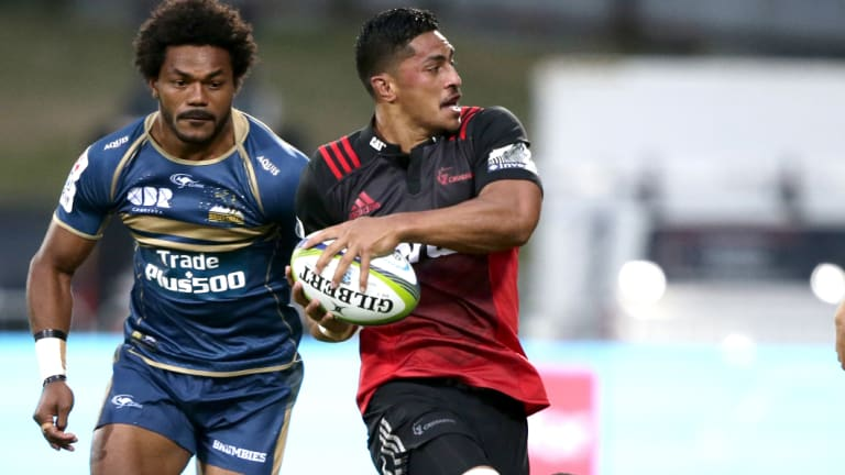 Crusaders flanker Pete Samu has signed with the Brumbies and is expected to be named in the Wallabies squad on Wednesday.
