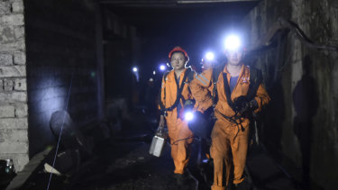 Although conditions have improved, China's coal mining is still the world's most dangerous.