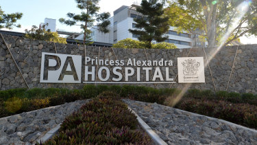 The Princess Alexandra Hospital in Brisbane's south was Australia's first with fully digital record-keeping.