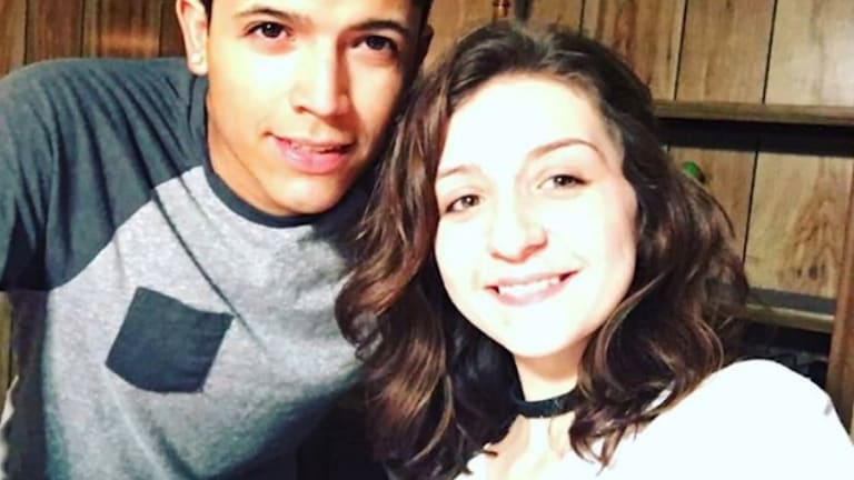 Monalisa Perez, pictured with her boyfriend Pedro Ruiz, has pleaded guilty to second-degree manslaughter.