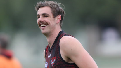 Smith to be ready for round one but Bombers wait on Daniher