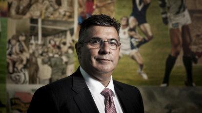 Liquidators chase former AFL boss Andrew Demetriou over payments