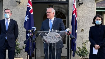 Support package will help, but NSW's economic recovery has already been dealt a blow