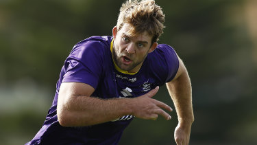 Christian Welch has been enormous for the defending premiers.