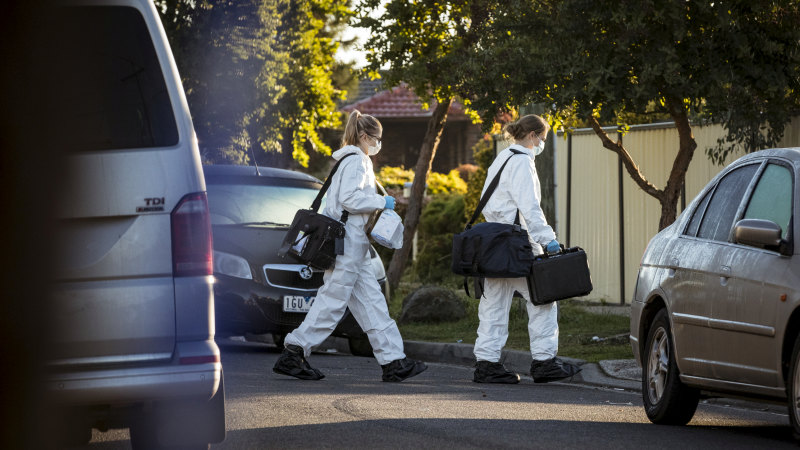 One man dead and one critical as homicide squad investigates – The Age
