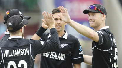 Good Lord's, let's hope our Kiwi cousins cream the old enemy