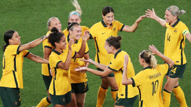 The Matildas need to increase the depth of talent ahead of the 2023 World Cup.
