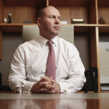 Josh Frydenberg has rarely wasted a minute on his planned path to the prime ministership.