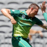 South Africa sweat on Steyn for World Cup