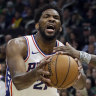 76ers down Bucks to clinch NBA play-off spot