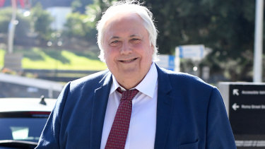 Clive Palmer pledged $100 million for Aboriginal health and welfare in 2008.
