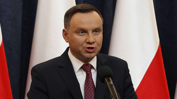 'Fort Trump'? It's a possibility says Poland