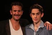Luke Styles, Sebastiano Pitruzzello and Samuel Thompson in Billy Loves Cha Cha Forever!