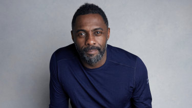 In his down time, Idris Elba feels the need for speed.