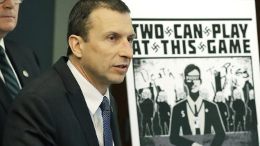 Raymond Duda, FBI Special Agent in Charge in Seattle.