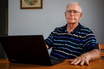 A seemingly innocuousphone call drew John into an elaborate online scam.