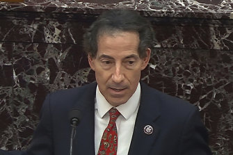 House impeachment manager Jamie Raskin surprised the Senate by requesting that witnesses appear at the trial before backtracking on the request.