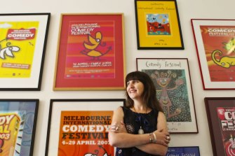 Comedy Festival director Susan Provan says 'punching down' is not on.