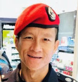 Retired SEAL Sergeant Saman Gunan, who died in the cave rescue effort.