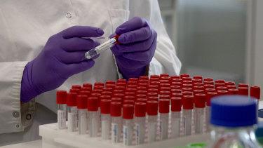 Johnson & Johnson is hoping a coronavirus vaccine can improve its reputation.