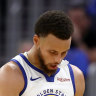 Curry out at least three months as Warriors' NBA woes worsen