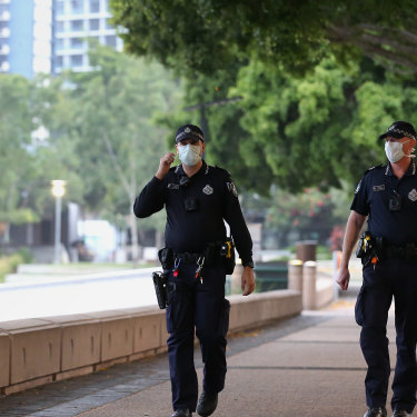 Brisbane's lockdown will end at 6pm on Monday, January 11.