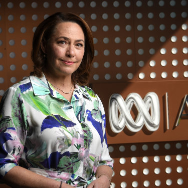 Lisa Millar was subjected to a stream of online abuse even while she was on air, forcing her to quit Twitter.