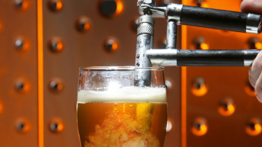 Pubs and brewers want the Morrison government to freeze tax hikes on beer and spirits.