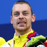 'The pain is unimaginable': Aussie wins silver after mother's death