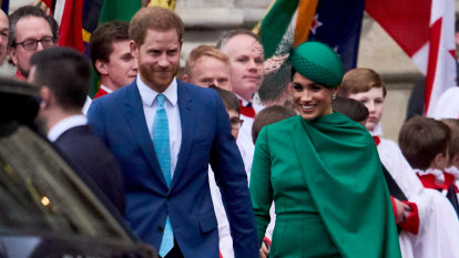 Archewell: Prince Harry and Meghan plan new charity