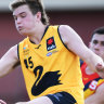 'Top quality kid': Brother-of-a-gun shakes off injury to leap into draft contention