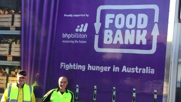 Scott Morrison flags 'review' of Foodbank funding cut