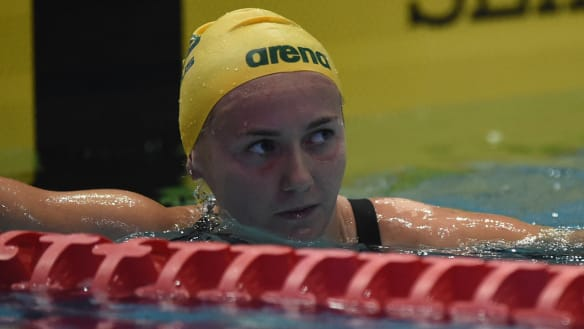 'We've woken the giant': Titmus ready to ramp up rivalry with Ledecky