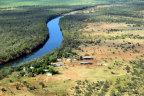 Cattle station Jubilee Downs near Fitzroy Crossing in the Kimberley.