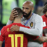 Belgium's golden generation falls short