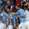 Man City denied win as VAR earns Spurs a point