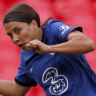 Kerr on target for Chelsea as Women's Super League kicks off in England