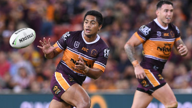 Anthony Milford is concentrating on improving his form for the Broncos.