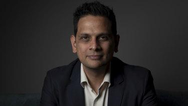 PropertyGuru CEO Hari Krishnan.