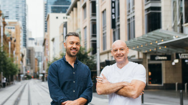 Limepay founder Tim Dwyer and chief revenue officer Dan Peters are gearing up for an IPO.