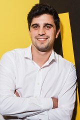 Afterpay co-founder Nick Molnar said it now has 1.5 million customers in the US.